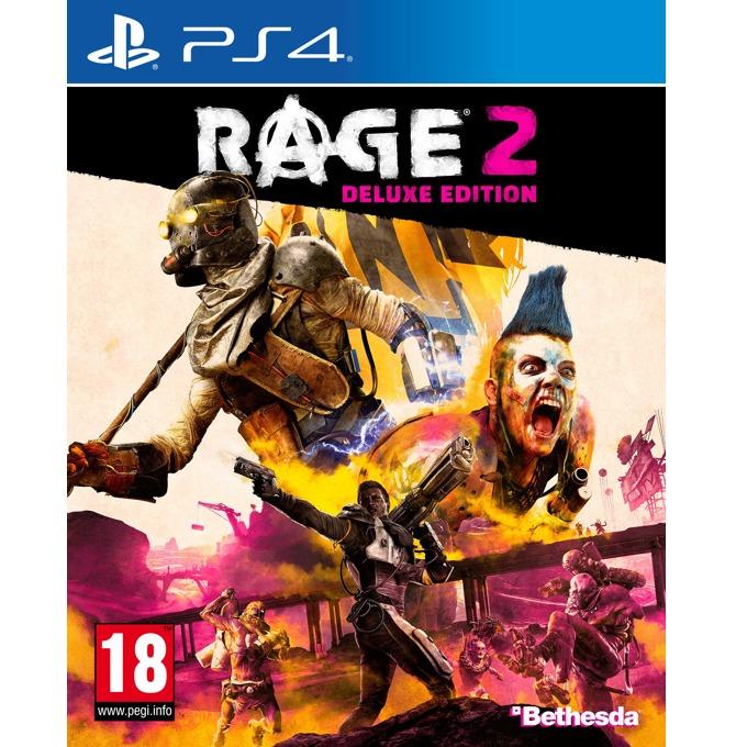 Игра за конзола Rage 2 Deluxe Edition, за PS4 image