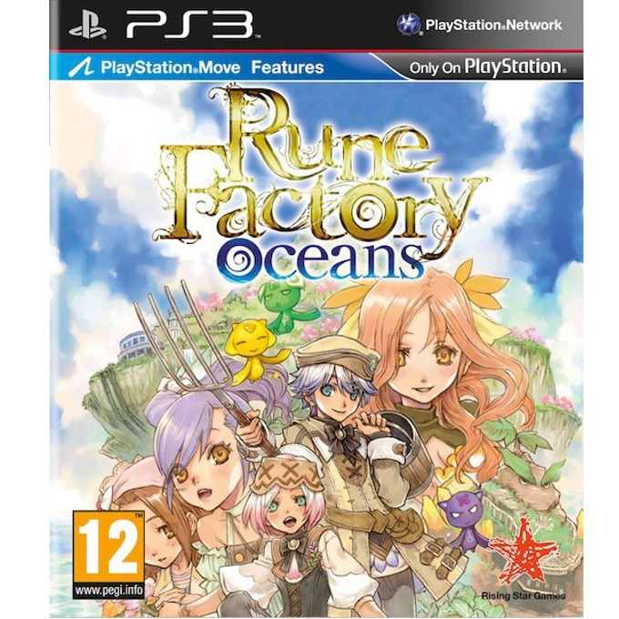 Rune Factory: Oceans, за PS3 image