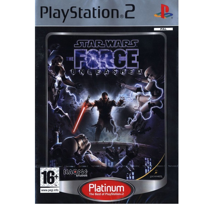 Star Wars: The Force Unleashed, за PS2 image
