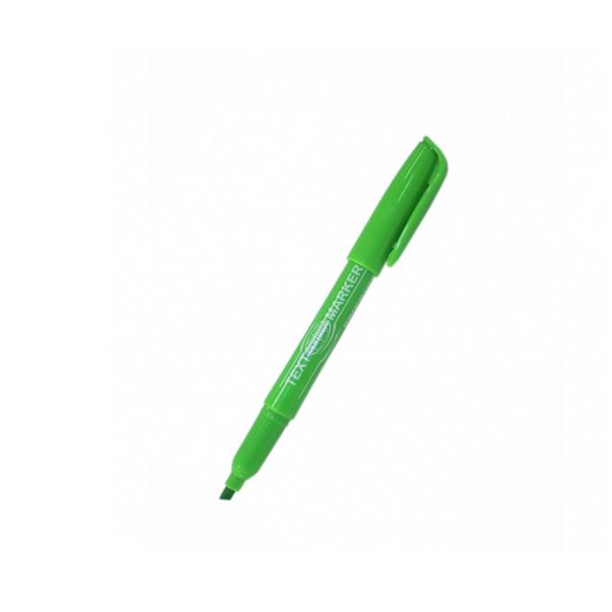 Маркер Centrum Pen, зелен, от 1 до 3 mm, за маркиране на текст image