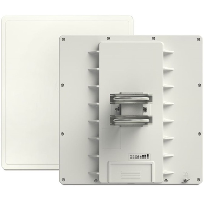 Антена MikroTik 911G 5HPacD QRT 5 ac, 24dBi, Outdoor, L4, PoE image