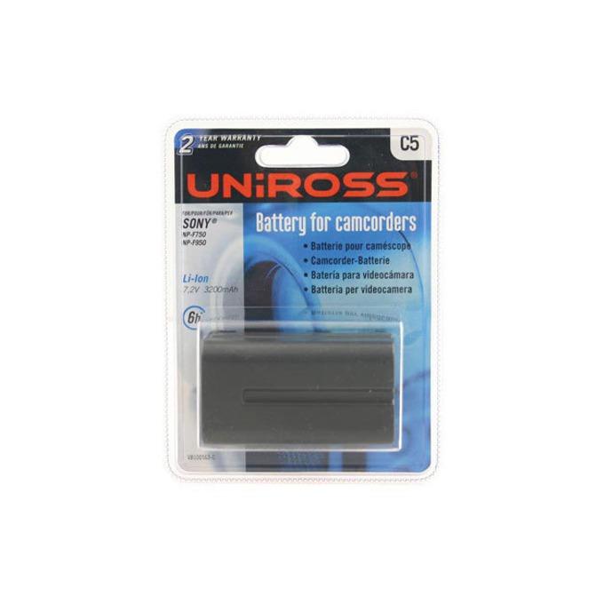 Батерия Cameron Sino за камера SONY INFO-LI L Size (NPF750), Li-Ion 7.2V, 4400mAh  image