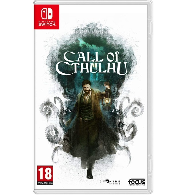 Игра за конзола Call of Cthulhu, за Nintendo Switch image