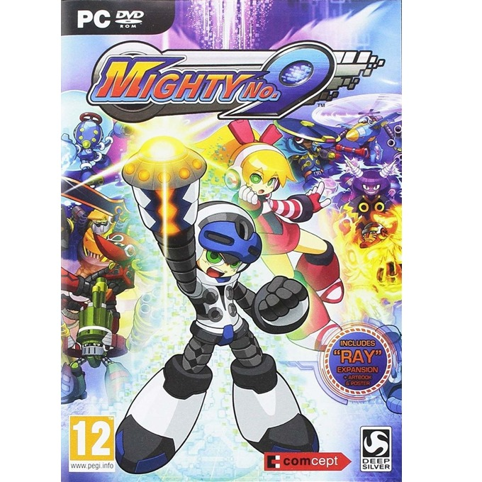 Mighty No. 9 + Ray Expansion, за PC image
