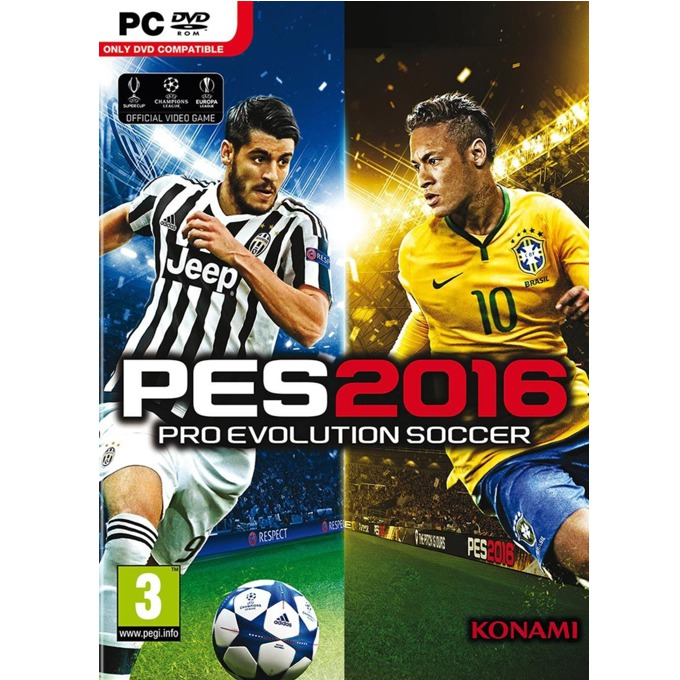 Pro Evolution Soccer 2016, за PC image