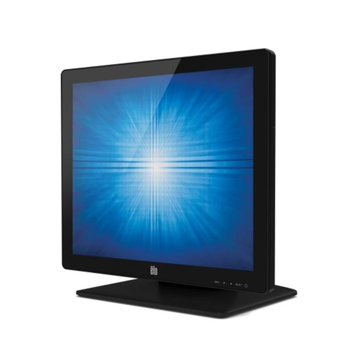 """Монитор Elo E273226 ET1517L-8CWB-1-BL-ZB-G, 15""""(38.10 cm), TN LED тъч панел, XGA, 16 ms, 225 cd/m2, VGA, черен image"""