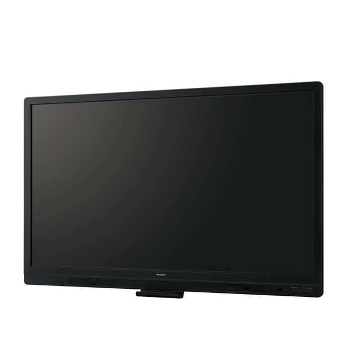 "Интерактивен дисплей Sharp PN65SC1, 65""(165.10 cm), Full HD, 6.5ms, 350 cd/m2, HDMI, DisplayPort, VGA, черен image"