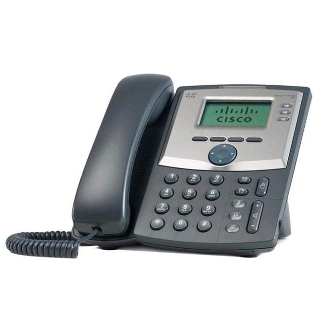 Cisco SPA303-G2 IP Phone, 3 линии, 2xRJ45 image