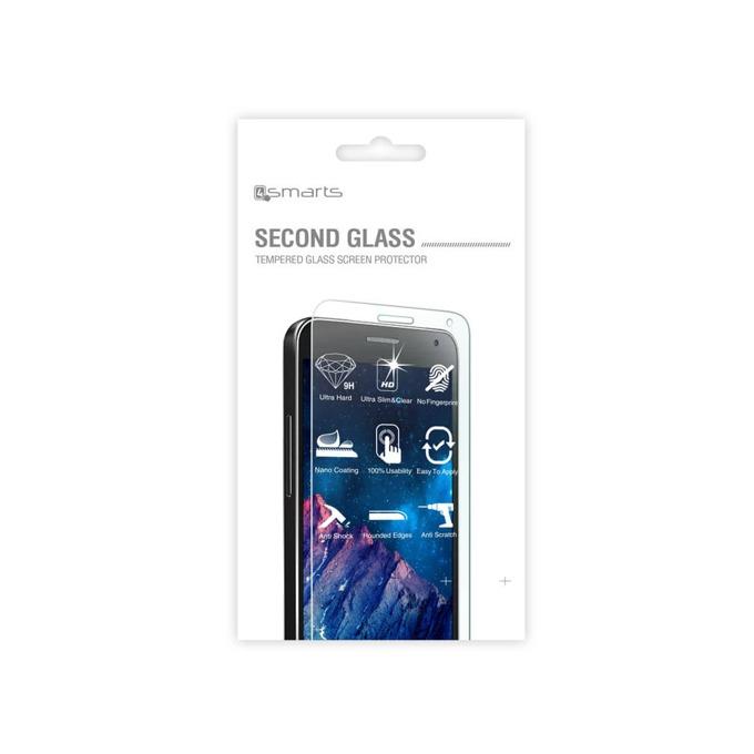 Протектор от закалено стъкло /Tempered Glass/, 4Smarts за Samsung Galaxy A9 image