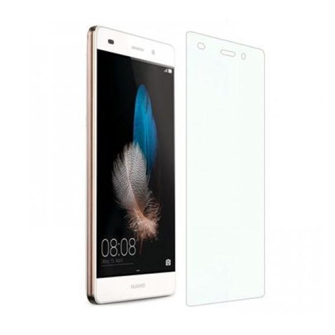 Протектор от закалено стъкло /Tempered Glass/ DeTech за Huawei P8 Lite image