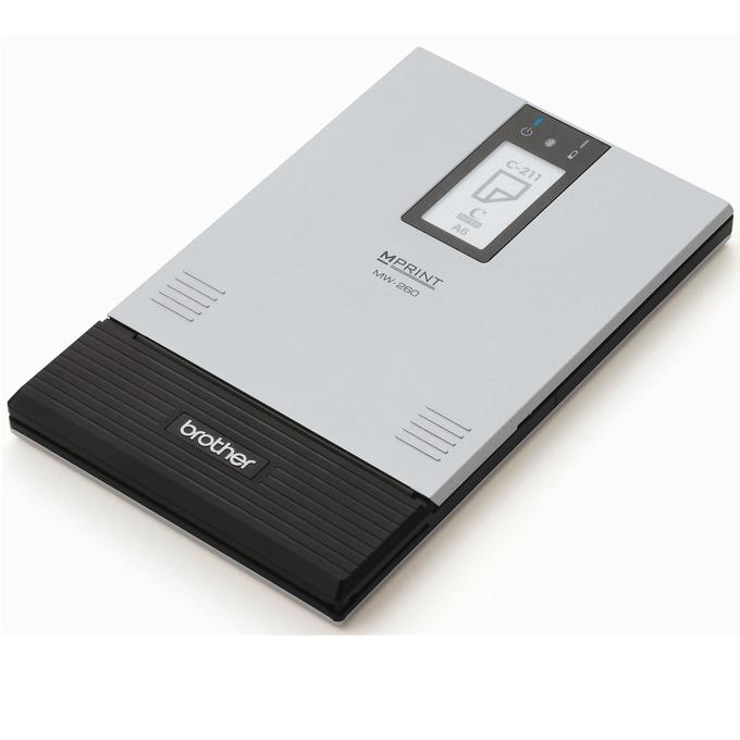 Мобилен принтер Brother MW-260A, IrDA, Bluetooth, 2г. image