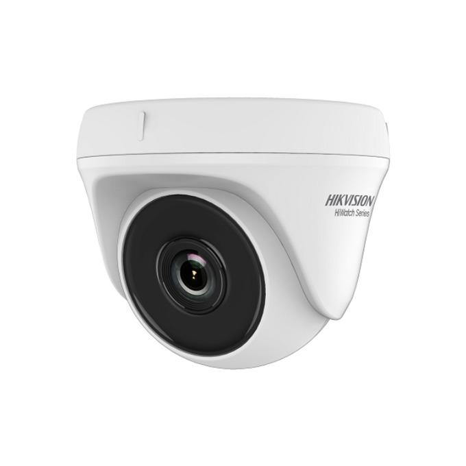 HDCVI камера HikVision HWT-T110-P, куполна камера, 1MPix(1280×720@25fps), 2.8/3.6/6 mm, IR осветеност (до 20 m) image