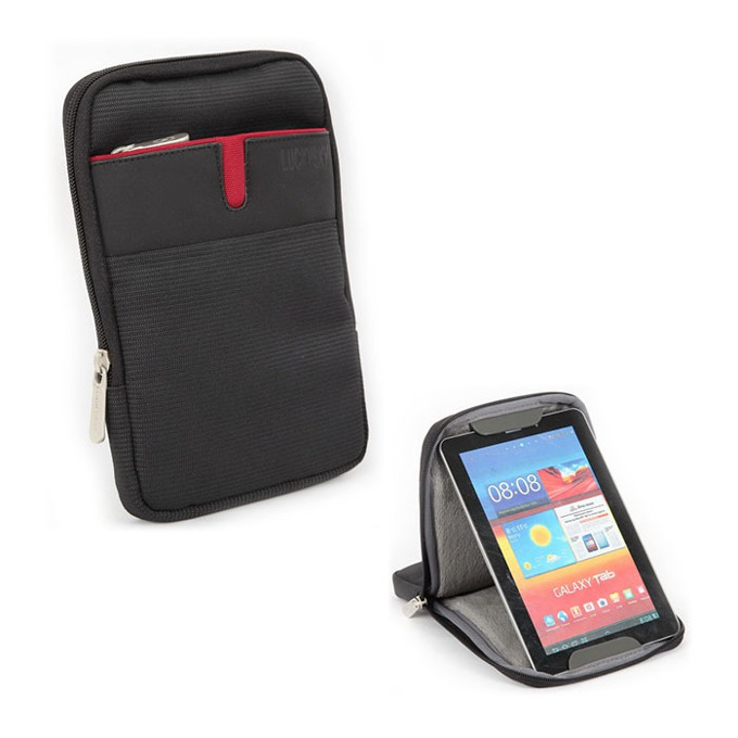 LSKY TABLET SLEEVE W/STAND 10
