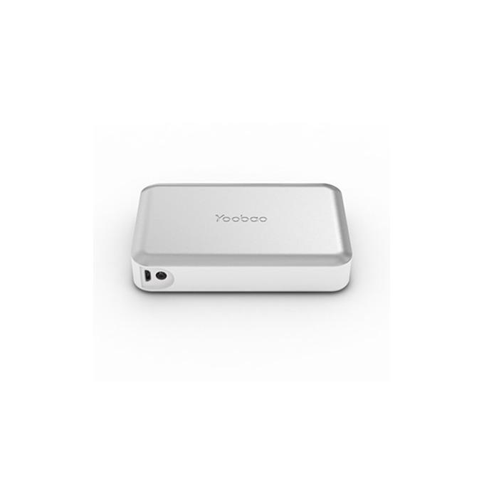 Външна батерия /power bank/ Yoobao 13000 mAh, сребрист, с LED фенер image