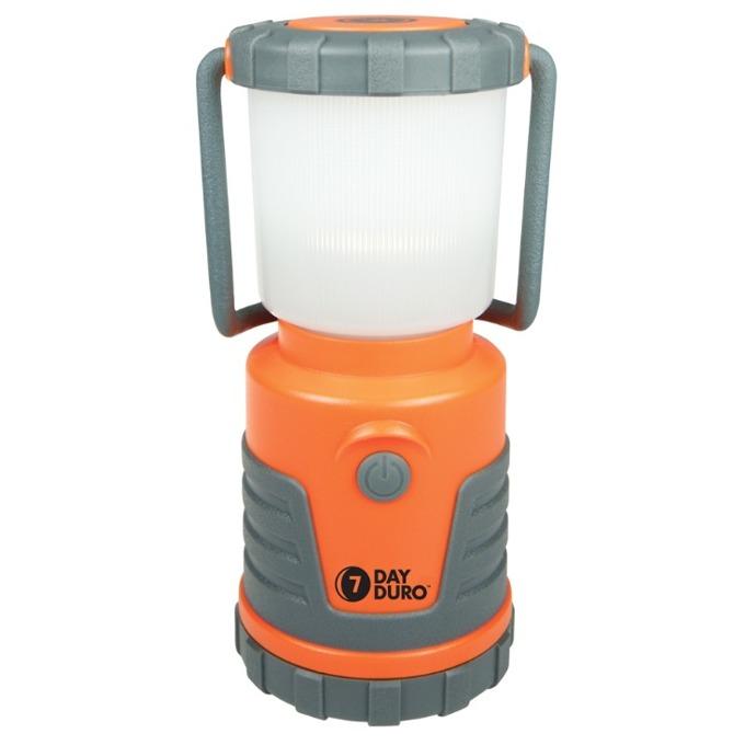Фенер UST Brands 7 дни Duro, 4x DD, 310 lumens, удароустойчив, за открито, оранжев  image