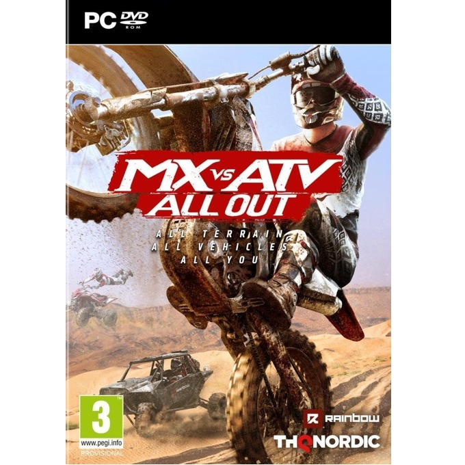 MX vs ATV All Out, за PC image