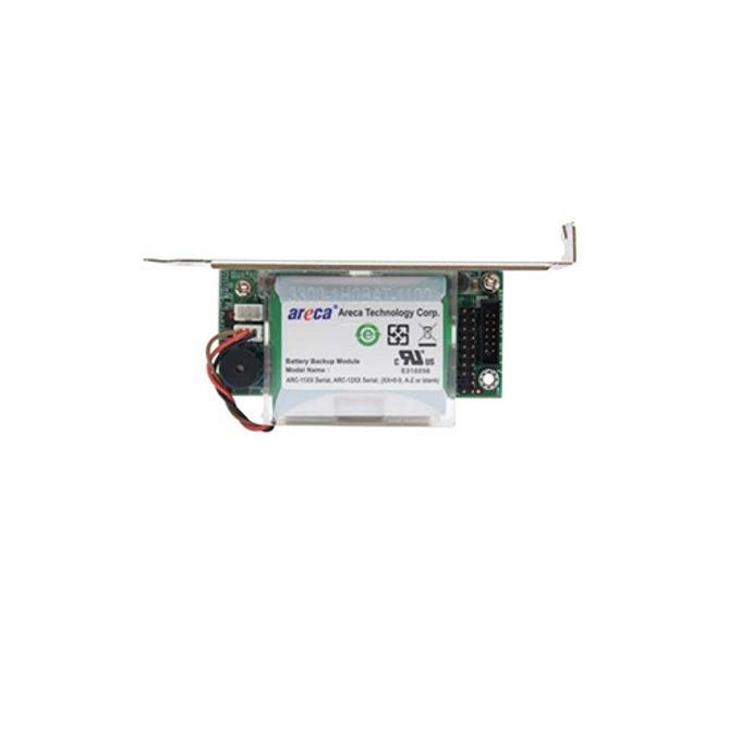 Backup модул Areca ARC-6120BA-T121-12G, за 12Gb/s SAS RAID контролери image