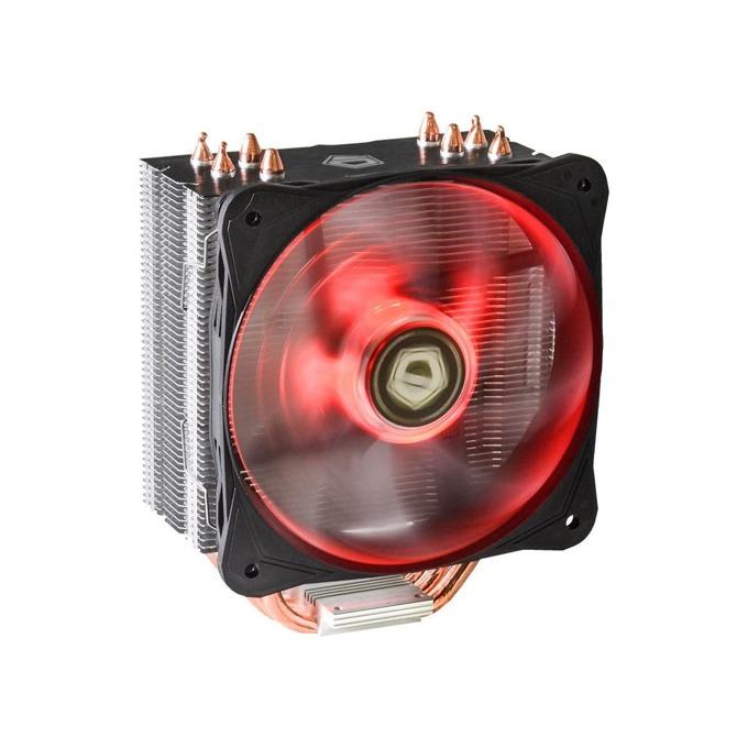 Охлаждане за процесор ID-Cooling SE-214L-R, съвместимост със Intel LGA 2011/1366/1151/1150/1155/1156 & AMD FM2+/FM2/FM1/AM4/AM3+/AM3/AM2+/AM2 image