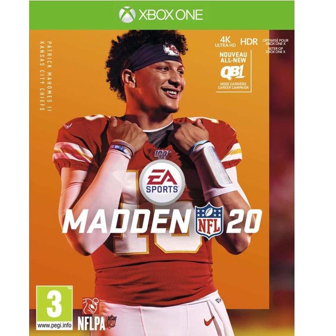 Игра за конзола Madden NFL 20, за Xbox One image