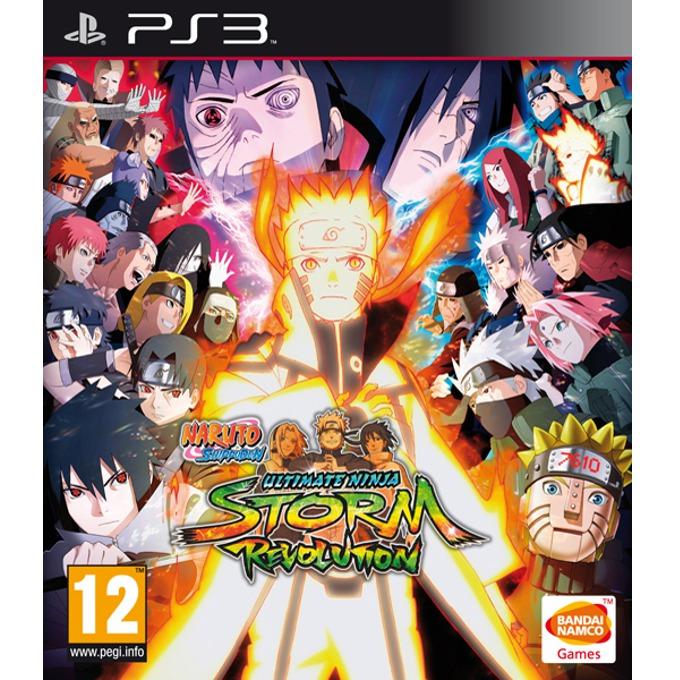 Игра за конзола Naruto Shippuden: Ultimate Ninja Storm Revolution Samurai Edition, за PlayStation 3  image
