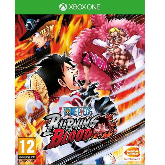 One Piece Burning Blood, за Xbox One image