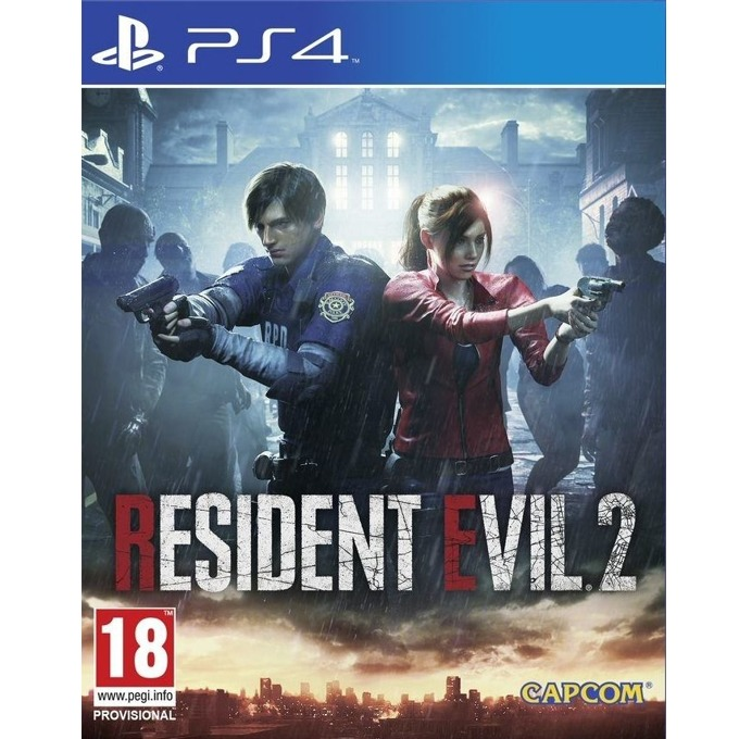 Resident Evil 2 Remake, за PS4 image