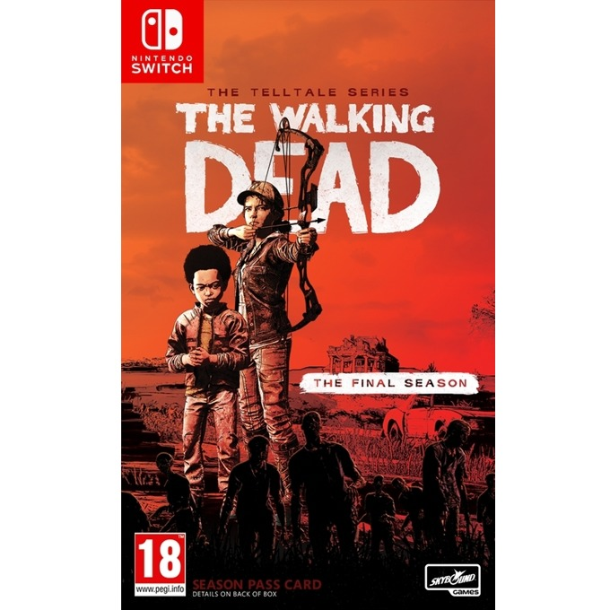Игра за конзола The Walking Dead - The Final Season, за Nintendo Switch image