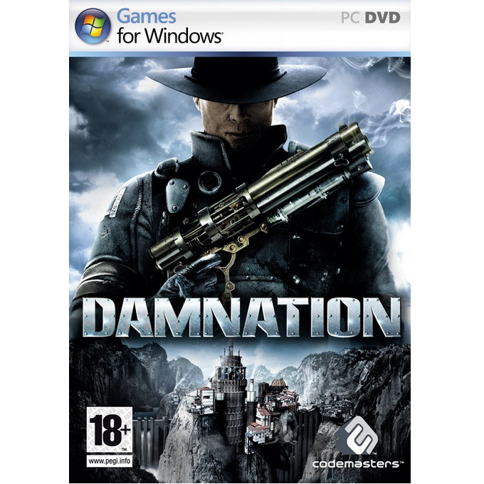 Игра Damnation, за PC image