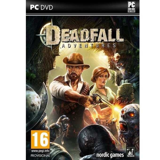 Deadfall Adventures, за PC image