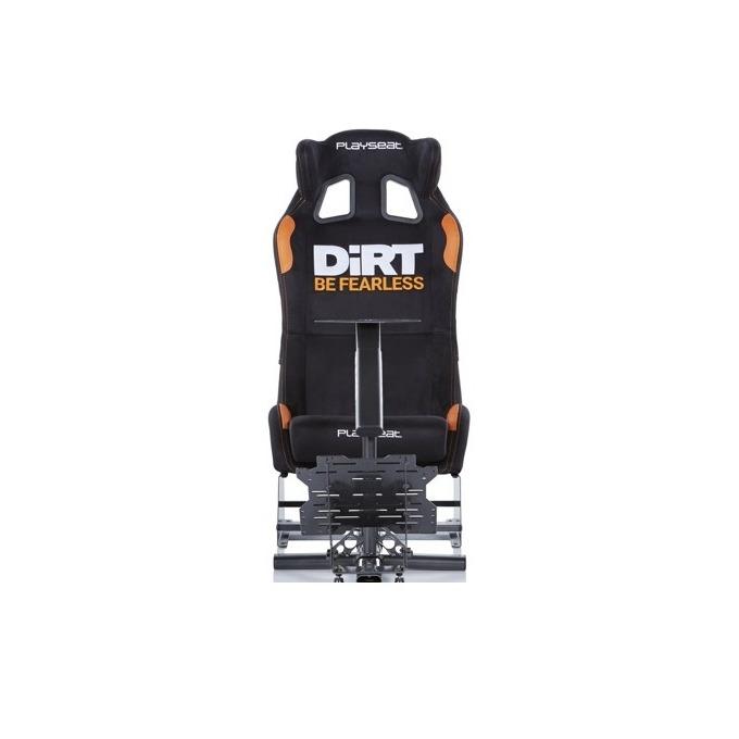 Геймърски стол Playseat RC-DIRT, алкантара, специално разработен за феновете на DiRT, черен image