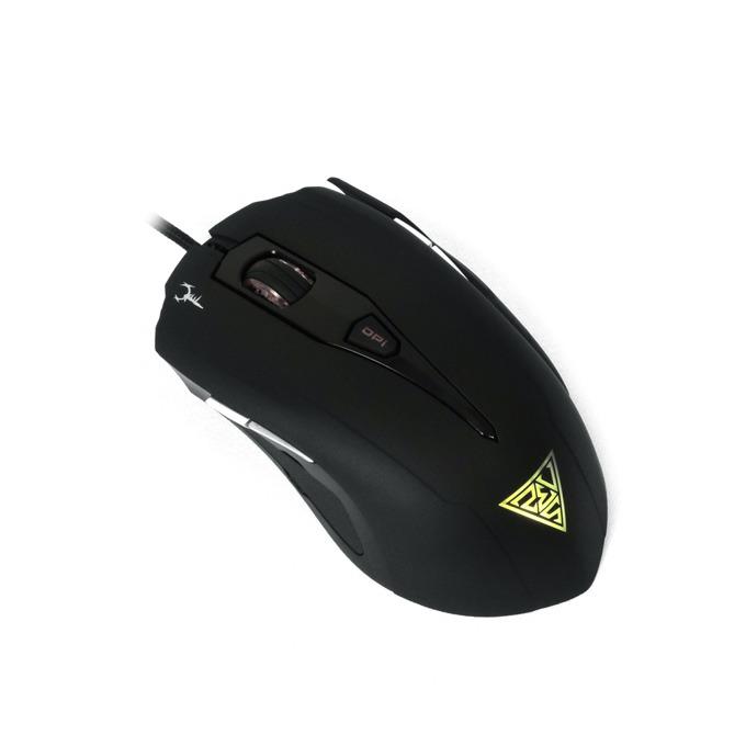 Мишка Gamdias HADES GMS7001, гейминг, оптична (3200dpi), USB image
