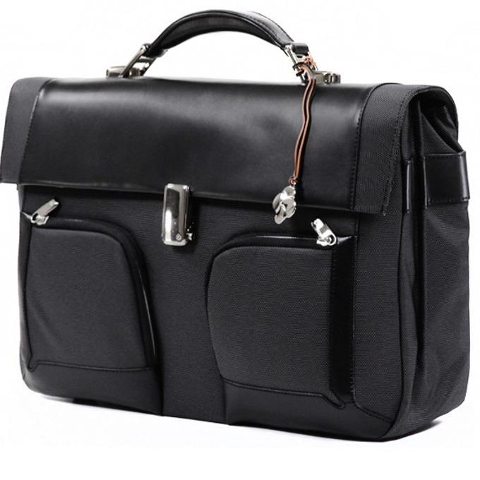 "Чанта за лаптоп Samsonite S-Teem-Briefcase 2 Gussets до 16.4""(41.66 cm), черен image"