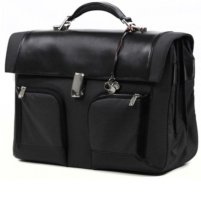 "Чанта за лаптоп Samsonite S-Teem-Briefcase 3 Gussets до 16.4""(41.66 cm), черен image"