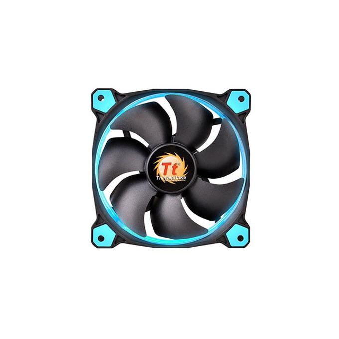 Вентилатор 120mm, Thermaltake Riing 12 LED Blue, 1500rpm image