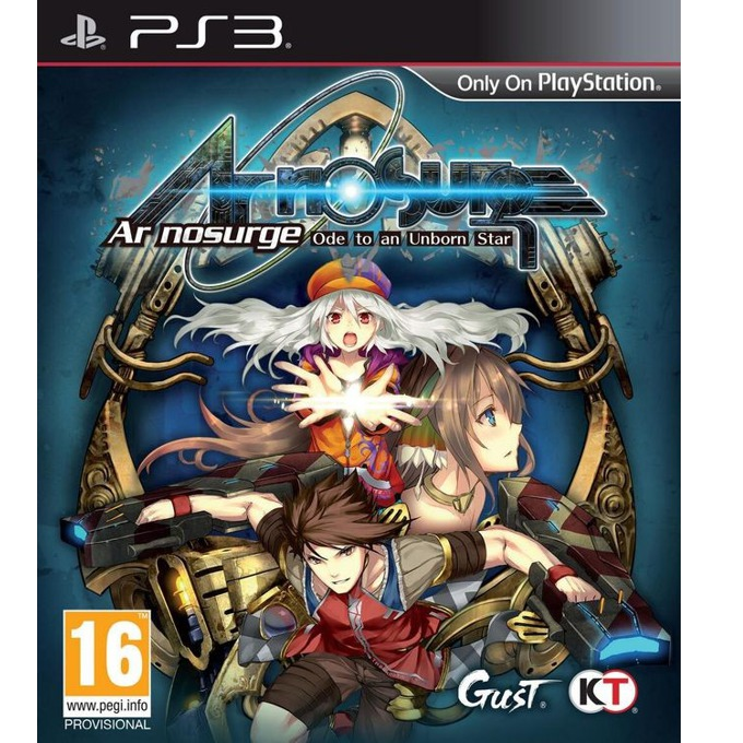 Игра за конзола Ar nosurge: Ode to an Unborn Star, за PS3 image