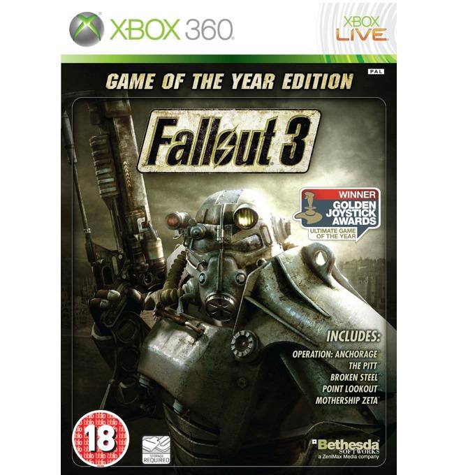Игра за конзола Fallout 3 - GOTY, за Xbox 360 image