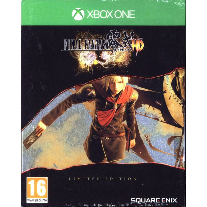Final Fantasy Type-0 HD - SLE product
