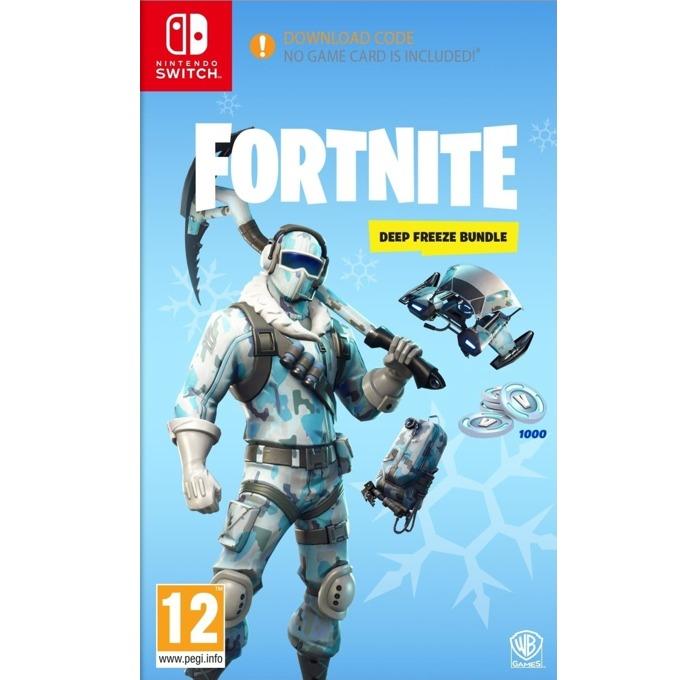 Fortnite - Deep Freeze Bundle (Nintendo Switch) product