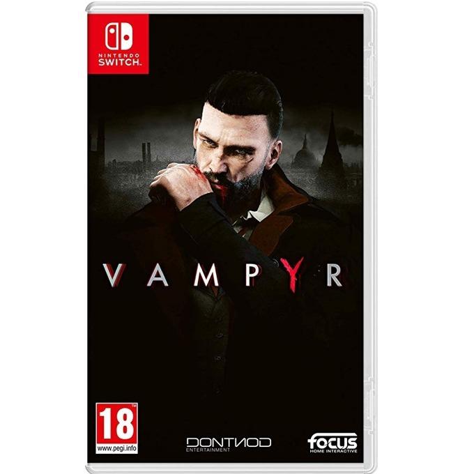 Игра за конзола Vampyr, за Nintendo Switch image