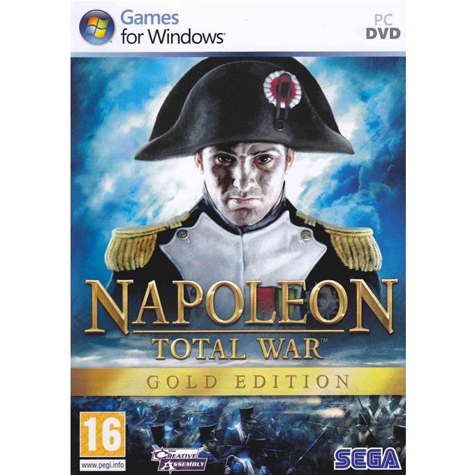 Игра Napoleon: Total War - Gold Edition, за PC image