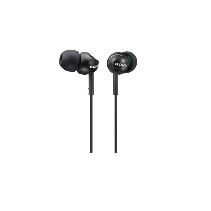 Слушалки Sony MDR-EX110LP, черен