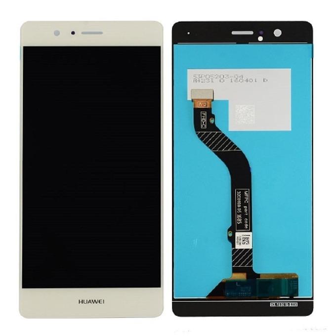 Дисплей за Huawei P9 Lite mini / Y6 PRO 2017 LCD, с тъч, бял image
