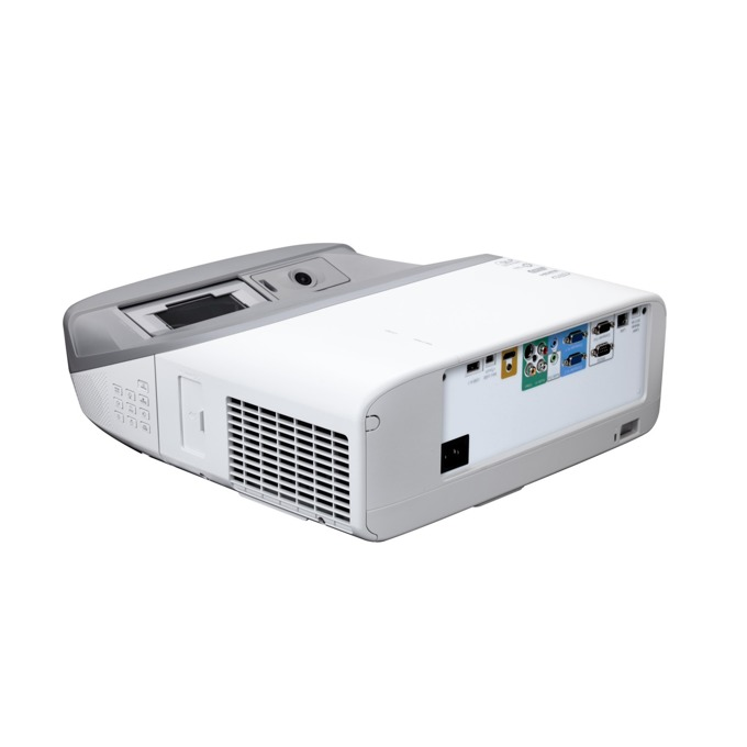 Проектор ViewSonic PS750W, DLP, Ultra Short Throw, WXGA (1280x800), 10000 :1, 3300 lm, VGA, HDMI, USB 2.0 image