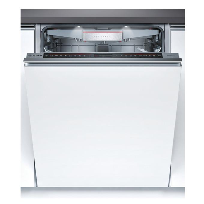 Съдомиялна за вграждане Bosch SMV 88 TX 36 E, клас А+++, 13 комплекта. 8 програми, 6 температури, PerfectDry функция, бяла  image