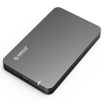 """Кутия 2.5""""(6.35 cm), Orico 2569S3, за 2.5"""" SATA I/II/III SSD/HDD,USB 3.0, черна image"""