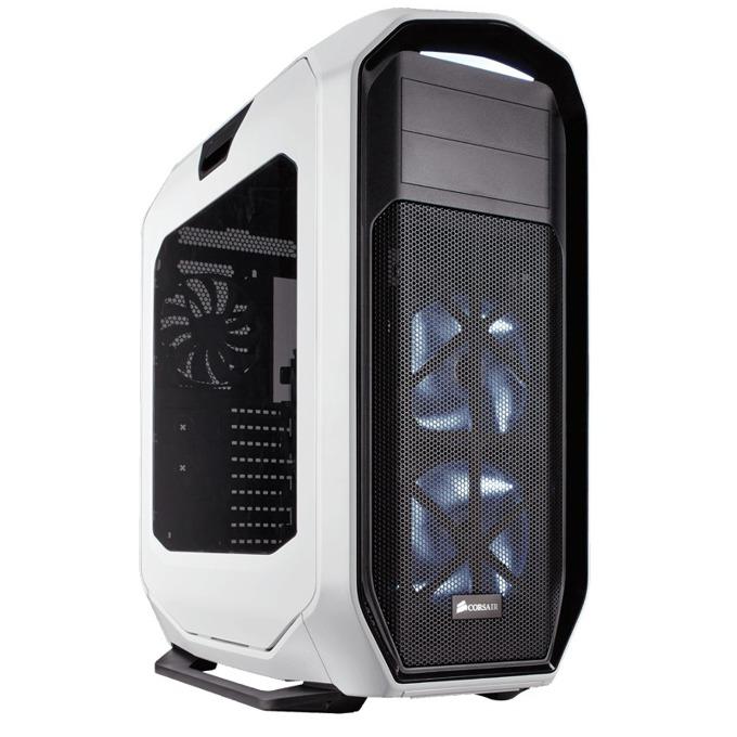 Кутия Corsair Graphite Series 780T, Mini-ITX/mATX/ATX/E-ATX/XL-ATX, 2x USB 3.0, бял, без захранване, по поръчка image