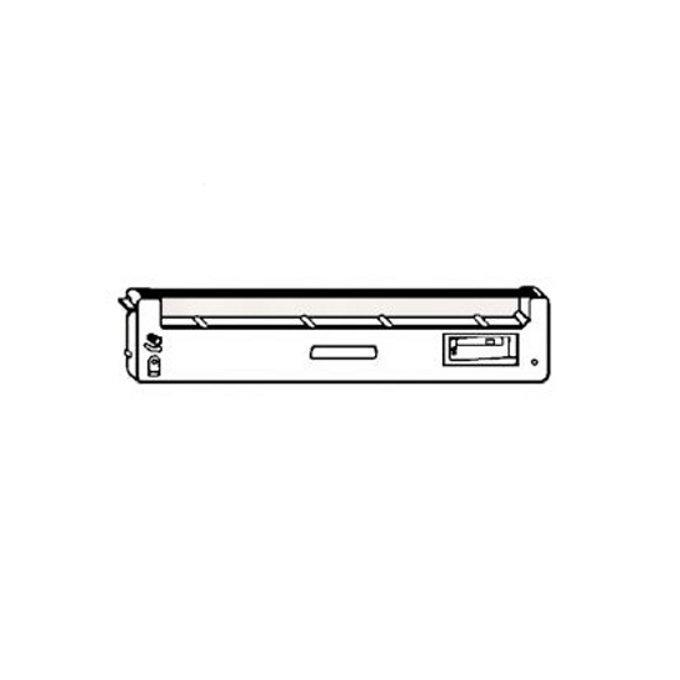ЛЕНТА ЗА ЛИНЕЕН ПРИНТЕР IBM 4683 (MODEL 3/MODEL 4)/4684/4693(MODEL 4R)/4694(MODEL 4)/4696 MODEL 4R/1040889/75/LEXMARK 1040900 - P№ RR-IB 4683 BK - G&G Неоригинален image