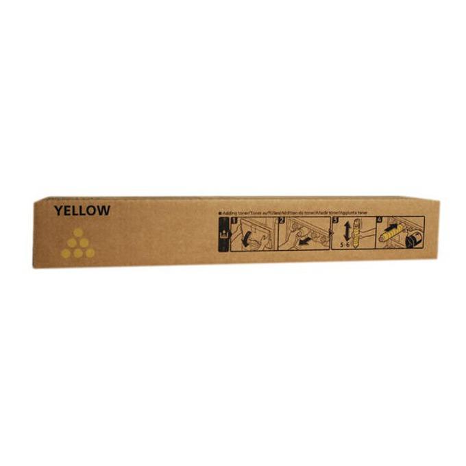 TОНЕР ЗА КОПИРНА МАШИНА RICOH MP C3500/AD/C4500/AD - Type C4500E - Yellow- P№ 884931/888609 - заб.: 17000k/400gr. image