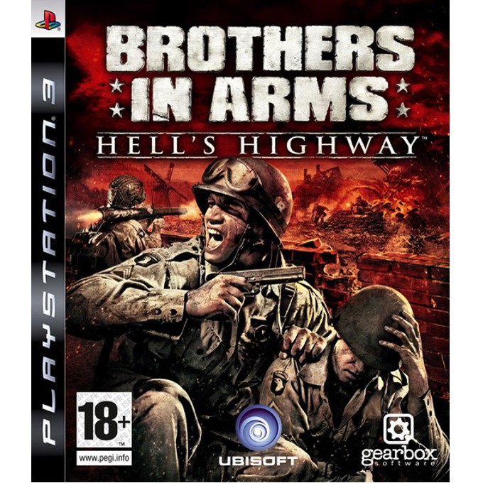 Игра за конзола Brothers in Arms: Hell's Highway, за PlayStation 3 image