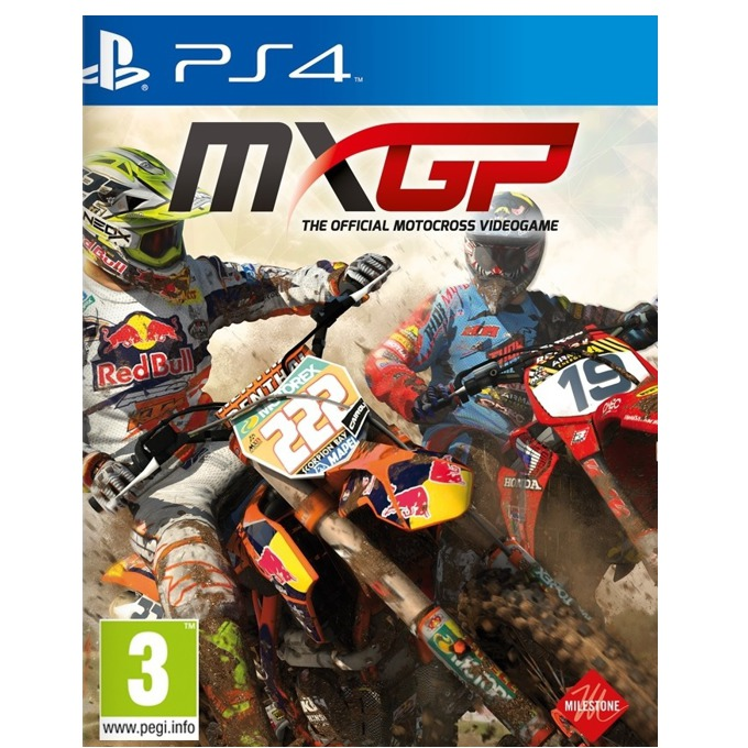 MXGP: The Official Motocross Videogame, за PS4 image